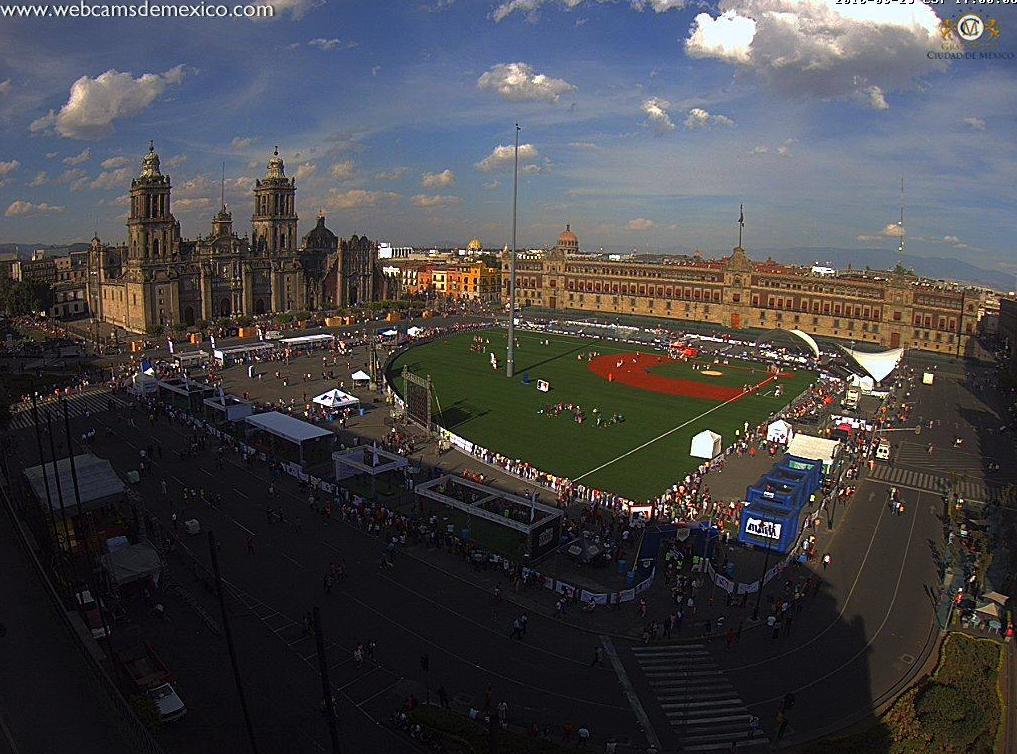 Campo Beisbol Zocalo
