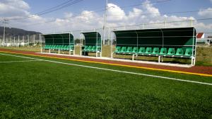 Bancas de Jugadores Soccer