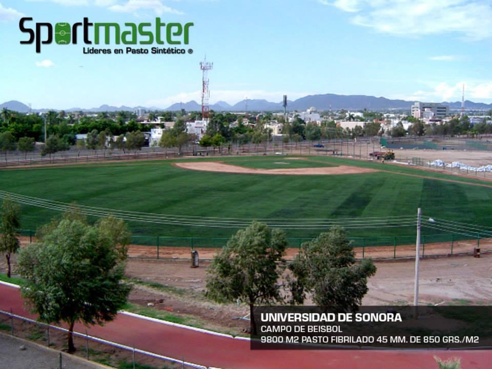 campo de beisbol unison hermosillo