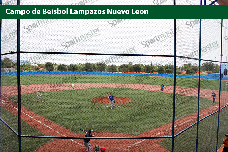 Campo Beisbol nuevo leon lampazos